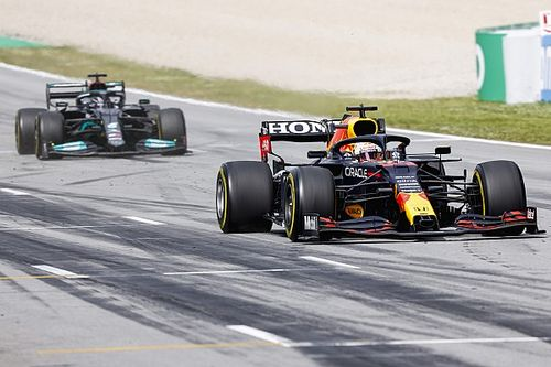 Brundle: Mercedes zette Red Bull schaakmat met strategie