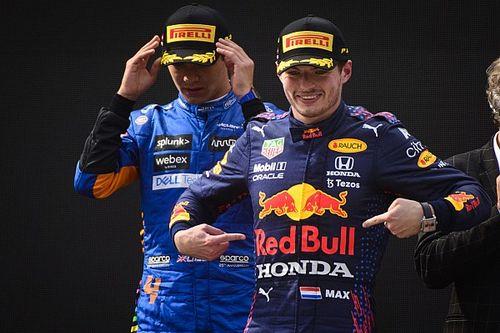 维斯塔潘被F1车迷评选为最受欢迎车手,迈凯伦成为最喜爱车队