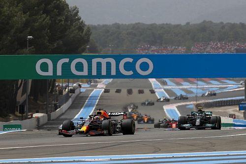 Hasil F1 GP Prancis: Verstappen Manfaatkan Kesalahan Strategi Mercedes