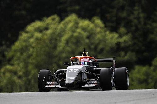 Styria W Series: Powell tops practice ahead of Visser