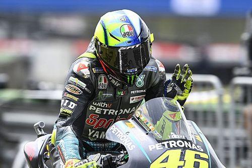 Resmi: MotoGP efsanesi Valentino Rossi, 2021 sonunda emekli oluyor!