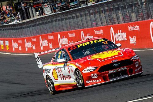 McLaughlin stripped of Bathurst pole for engine breach