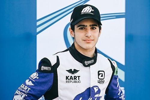 Rafa Câmara está na seletiva que escolhe novo integrante da Academia da Ferrari