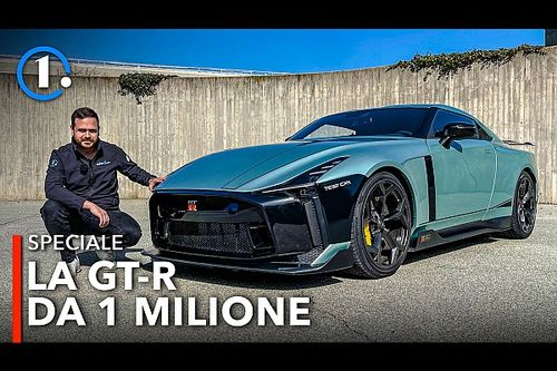 Nissan GT-R50, come nasce la supercar da 1 milione di euro