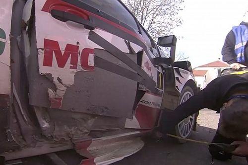 """WRC, Ogier: """"Ci è successo di tutto. Fortunati a restare in gara"""""""