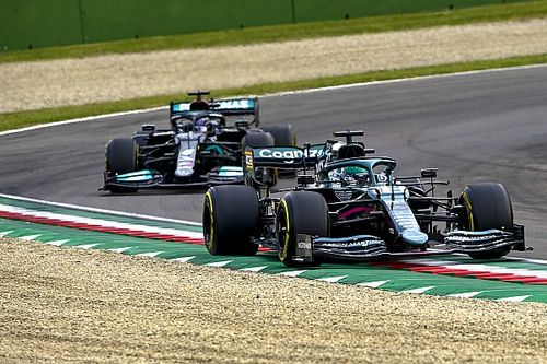 Wolff: Aston Martin 'collateral damage' in F1 aero cuts against Mercedes
