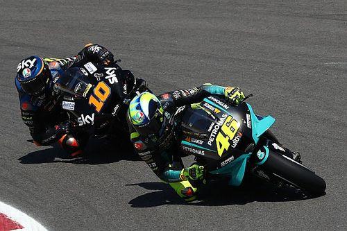 Hoe het MotoGP-team van Rossi nu al invloed heeft op andere teams