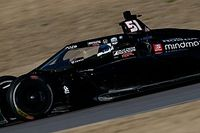 "Grosjean ""more confident"" after second IndyCar test"