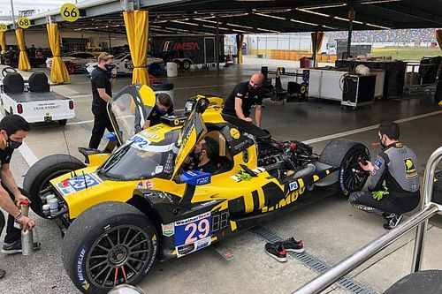 Racing Team Nederland snelste in LMP2 na late aankomst in Daytona