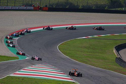 LIVE: Race 2 van het spectaculaire Italiaans F4-kampioenschap op Misano