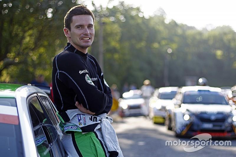"""Kopecký: """"La ŠKODA è sempre forte, voglio la vittoria al Barum Rally!"""""""