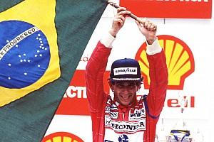Los 20 momentos más destacados de la carrera de Ayrton Senna
