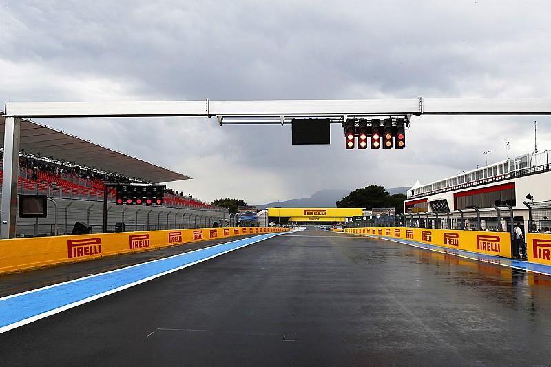 GALERI: Suasana dan aksi kualifikasi GP Prancis
