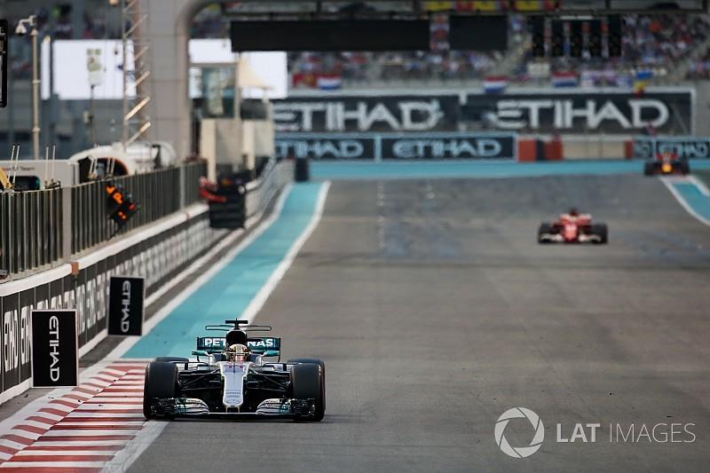Mercedes: vitória arrasadora em Abu Dhabi não significa nada