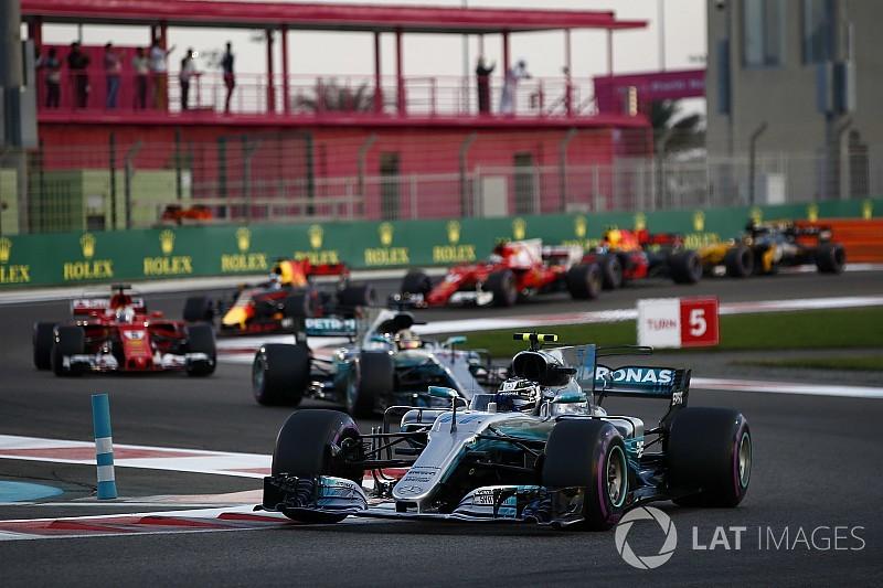 La temporada 2017 de la F1 en cifras