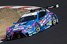 Super GT Lexus dominates first Super GT test day, Button sixth
