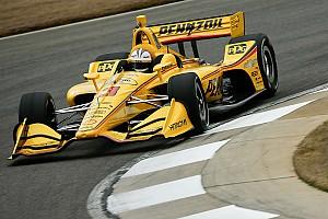 """Em teste de retorno à Indy, Castroneves admite: """"senti falta"""""""