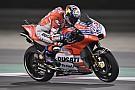 MotoGP Rakipleri Dovizioso'yu Katar'da