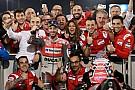 GALERIA: A emocionante abertura da MotoGP no Catar