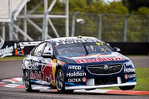 Supercars Qualifying report Townsville Supercars: Van Gisbergen seals Shootout pole