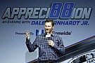 NASCAR Cup Dale Earnhardt Jr. - at least his likeness - honored by a hall of fame