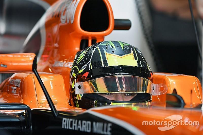 McLaren не очікує від Норріса титулу Ф2 у 2018 році