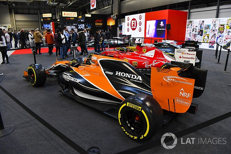 Watch The Action From The Autosport International 2018