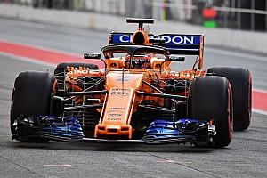 Formula 1 Analysis The details of McLaren's nose-led tech push