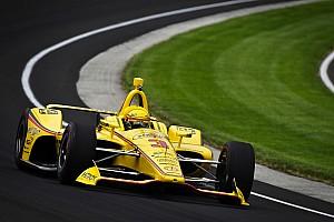 IndyCar Crónica de entrenamientos Castroneves fue el más veloz previo a la calificación de Indy 500