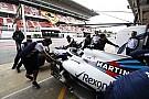 В Williams нацелились на четвертое место в Кубке конструкторов