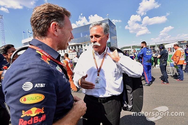 """2021年導入の新規則は""""今後数カ月""""で完成か。F1会長は妥協策が必要と主張"""