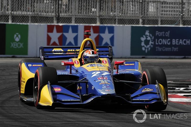 IndyCar Long Beach 2018: Rossi dominiert und gewinnt