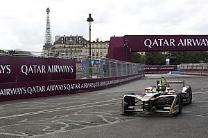 Formula E Jelentés az időmérőről Párizs ePrix: Vergne a rivális Sam Bird előtt végzett a pole-ban