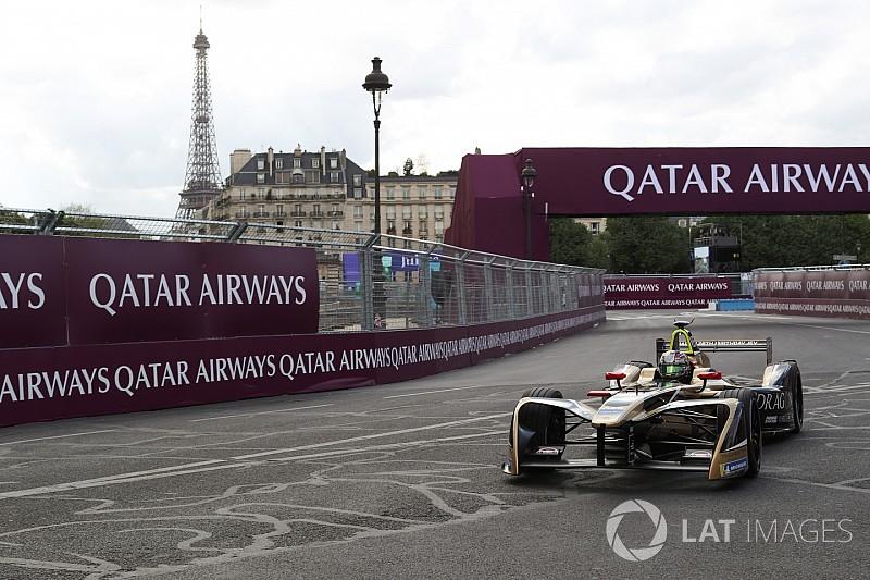 Vergne sobra na pista e é pole em Paris; Di Grassi é 6º