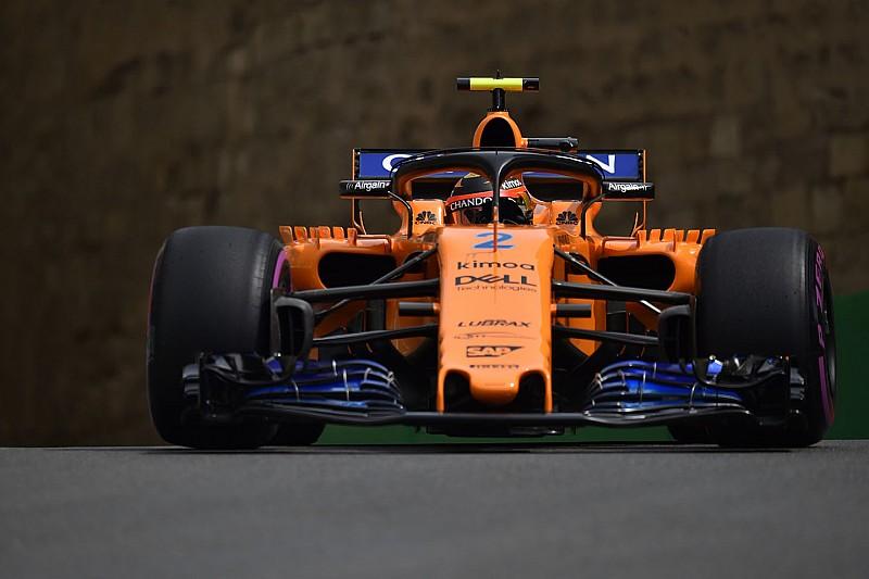 McLaren привезе радикальній ніс в Іспанію