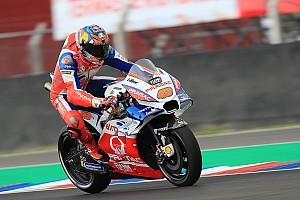 MotoGP Qualifiche Miller eroico: azzarda le slick sull'umido e si prende la pole in Argentina!