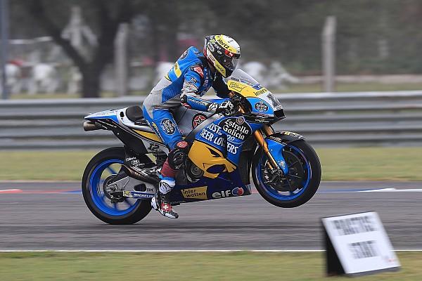 MotoGP Diaporama: Thomas Lüthi dans le Grand Prix d'Argentine