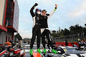 Lamborghini Super Trofeo Ultime notizie Spinelli e Grenier Euro-campioni: una rincorsa che è valsa il titolo