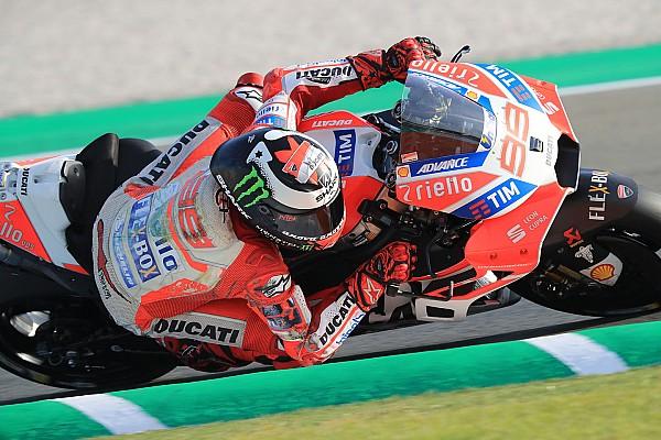 Ducati le pide a Lorenzo que