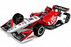 IndyCar Noticias de última hora Equipo RLLR anuncia nuevos colores para auto de  Rahal