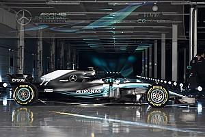 Формула 1 Самое интересное Голосование: как вам новая машина Mercedes?