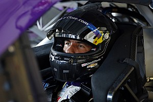 Darrell Wallace Jr. in tears after runner-up result in first Daytona 500