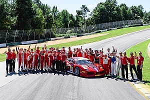 Ferrari Challenge NA crowns two champions at Road Atlanta