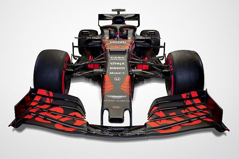 Первая машина Red Bull с мотором Honda: фото в деталях