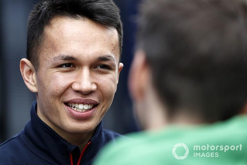 Toro Rosso: Albon túlszárnyalja a várakozásainkat, Kvjat nagy segítség a csapatnak