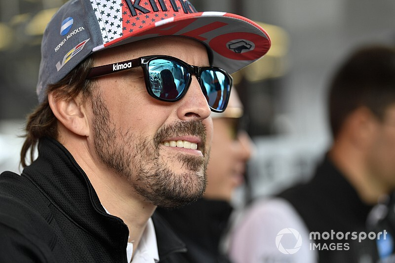 Alonso podría ser piloto de reserva de McLaren en 2019