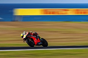 Bautista leads Sykes on final WSBK test day