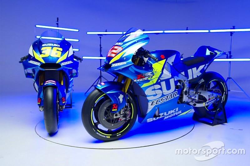 Suzuki se dote d'une branche compétition indépendante