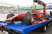 Milyen titkokat fedett fel a Ferrariról Vettel balesete?