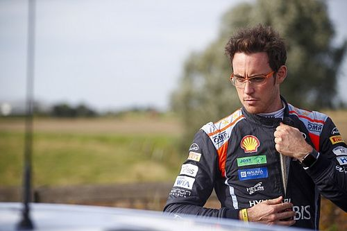 """WRC Belgium leader Neuville conscious """"nothing is done yet"""""""